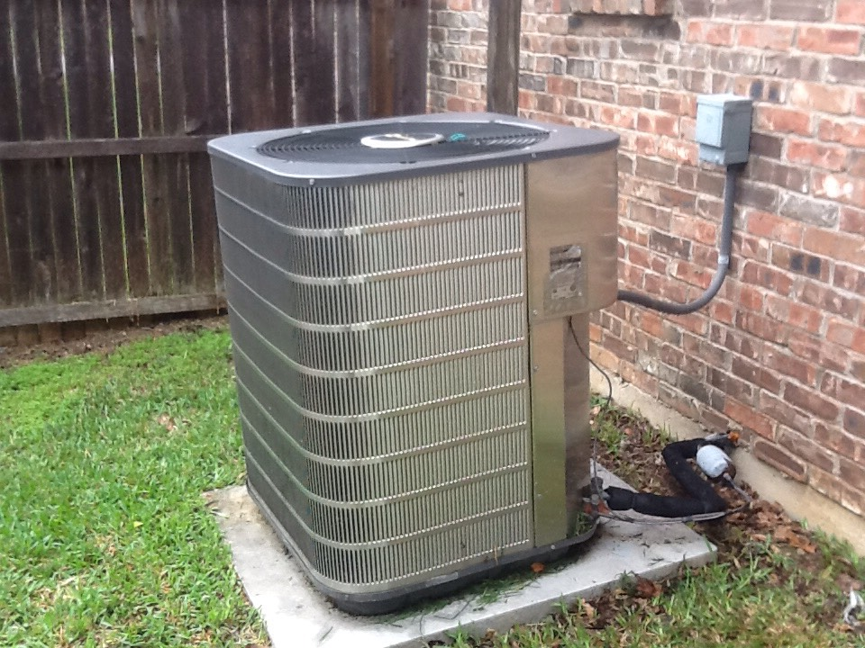 Euless, TX - AC repair