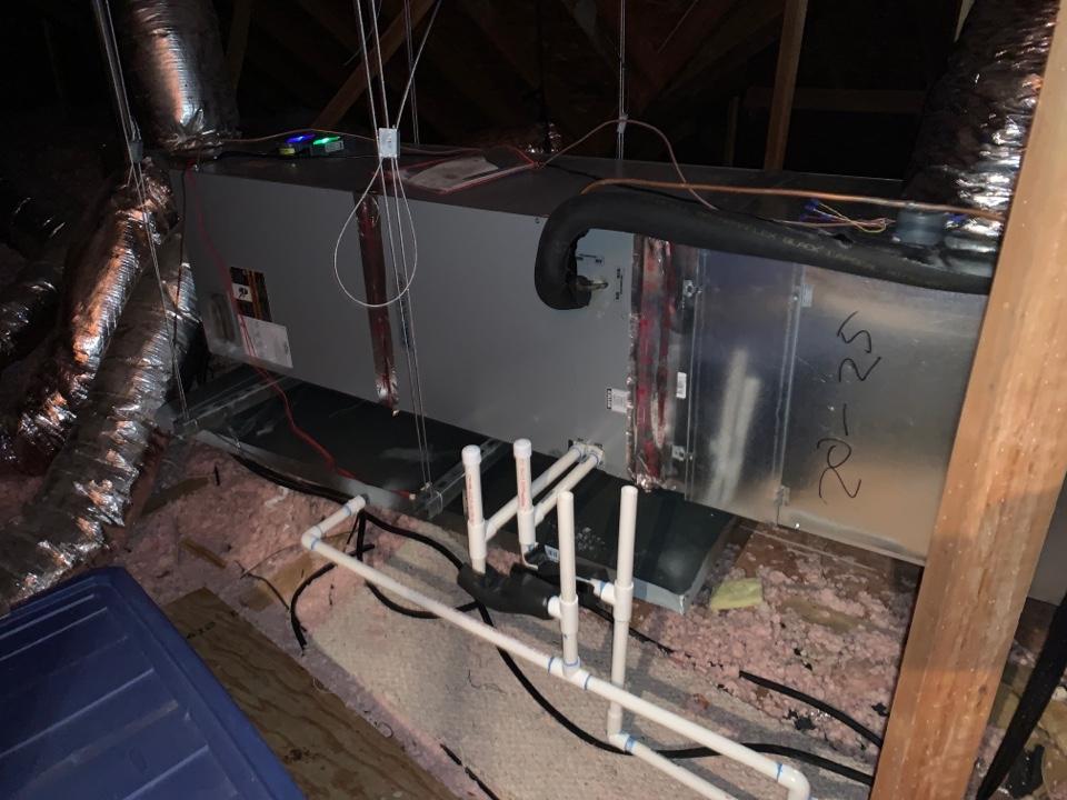 Ovilla, TX - Heater service call repair