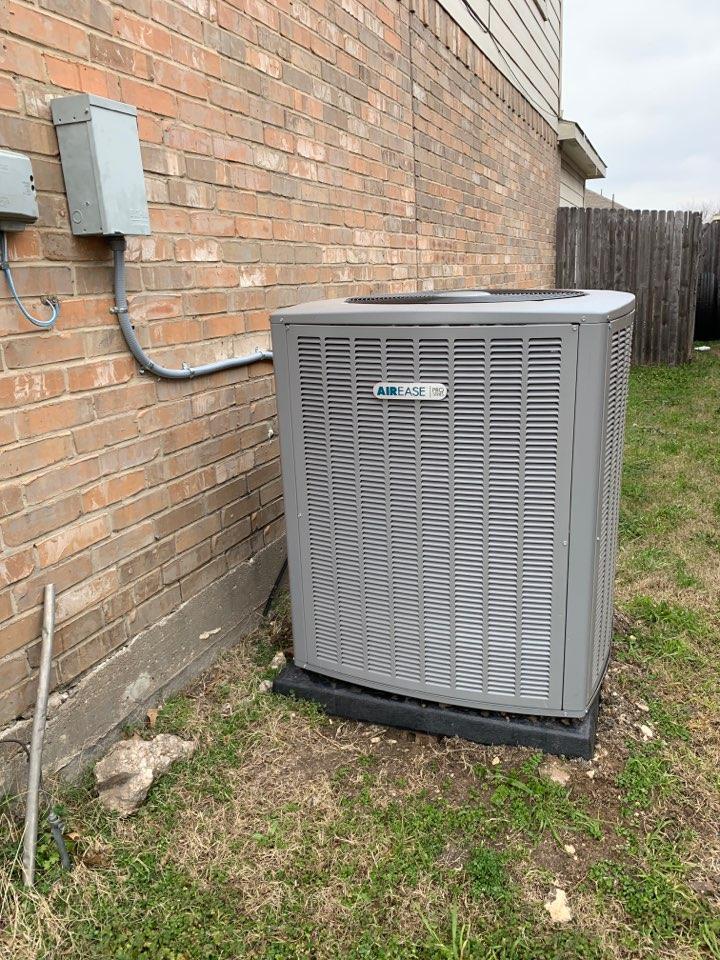 Waxahachie, TX - Heater service call repair