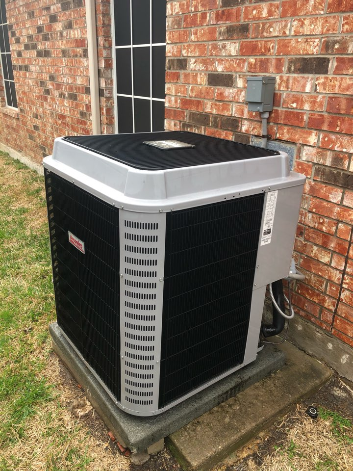 DeSoto, TX - Cooling tuneup and spring ac cooling inspection.