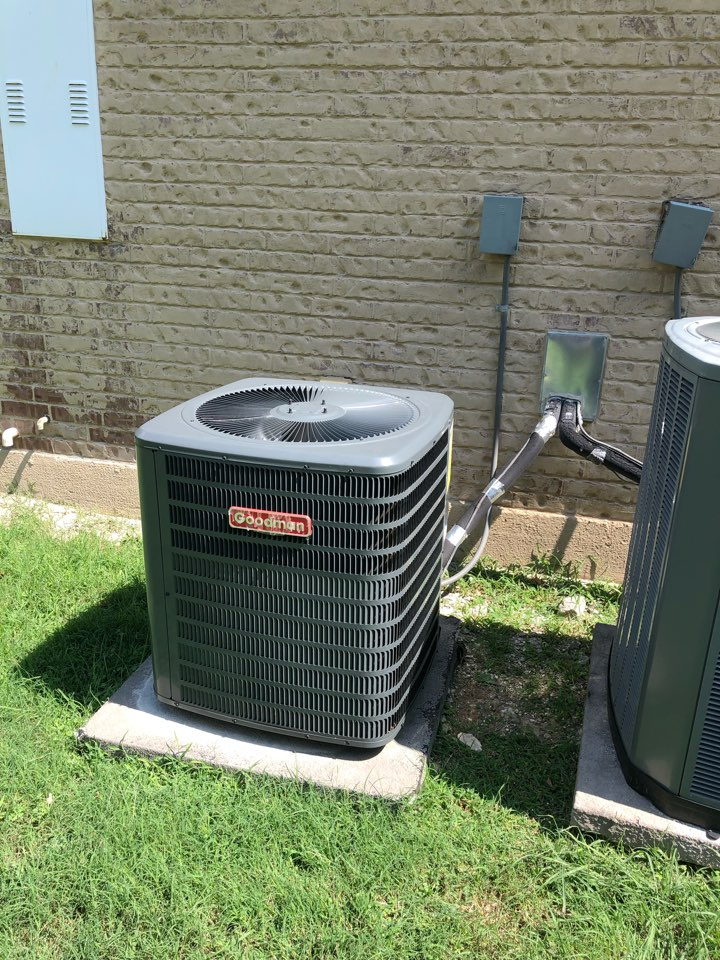 Cedar Hill, TX - Air conditioning diagnostic service.