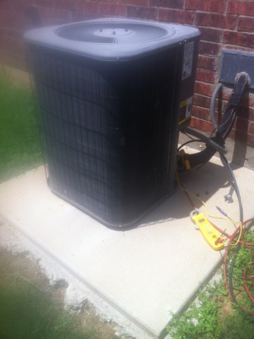 Fort Worth, TX - A/C service repair, ft. Worth, tx
