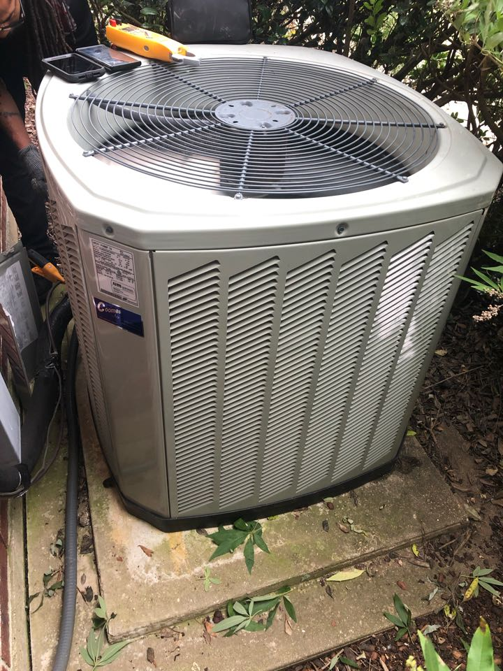 Air conditioning diagnostic and repair service. Performed pre season heating maintenance on heat pumps and electric furnaces.