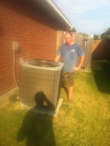 Forney, TX - AC service repair, Forney, TX