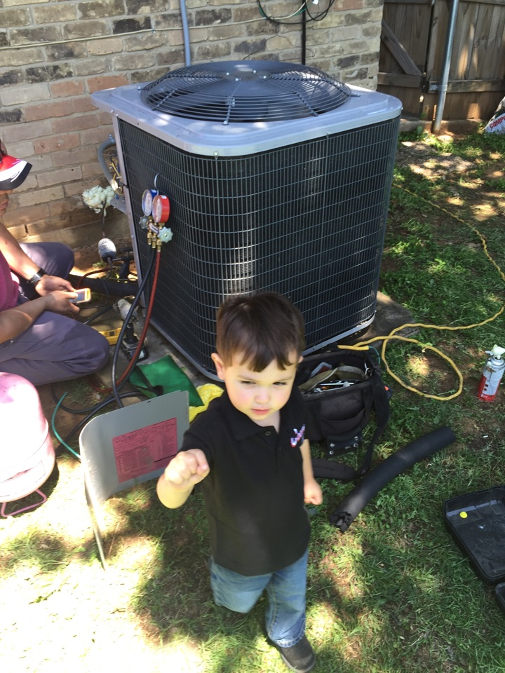 Irving, TX - AC service call repair in Irving, TX