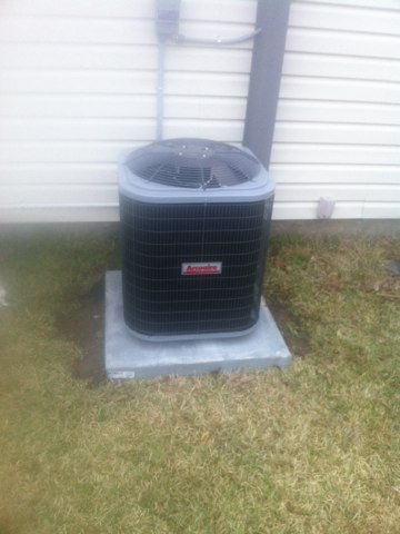 Lancaster, TX - New furnace and air conditioning replacement, Lancaster, TX