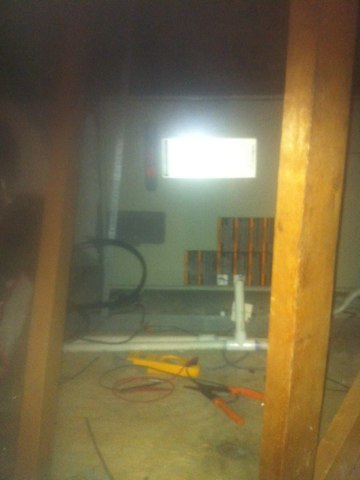 Wilmer, TX - Furnace repair on Trane Heat Pump system