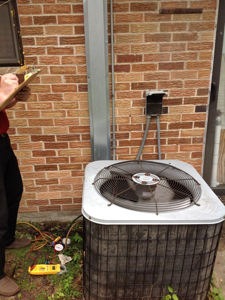 Mesquite, TX - Air conditioning service repair in Mesquite, TX