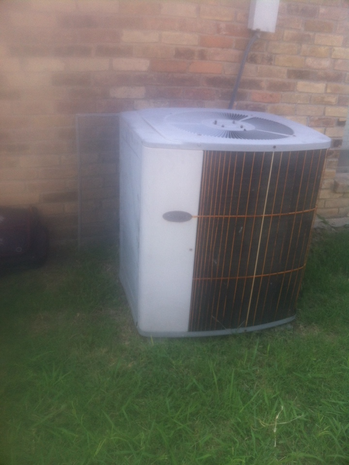 Plano, TX - AC service repair in Dallas, TX