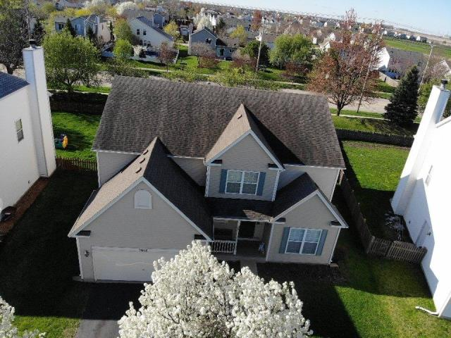 Plainfield, IL - Est on Roof Replacement