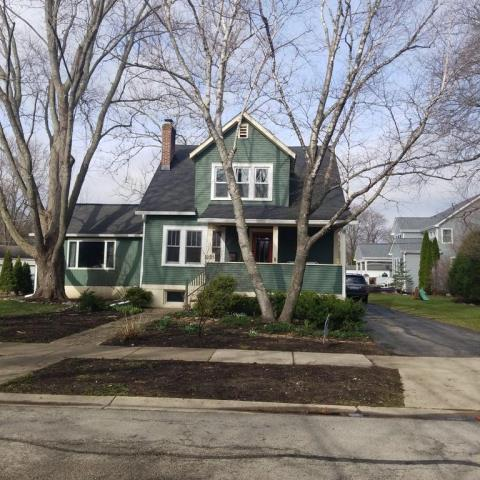 St. Charles, IL - Est on Roof Replacement & Siding Repairs