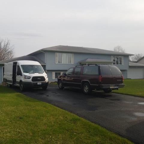 Somonauk, IL - Roof replacement sold!