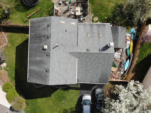 Naperville, IL - Estimating for roof replacement.