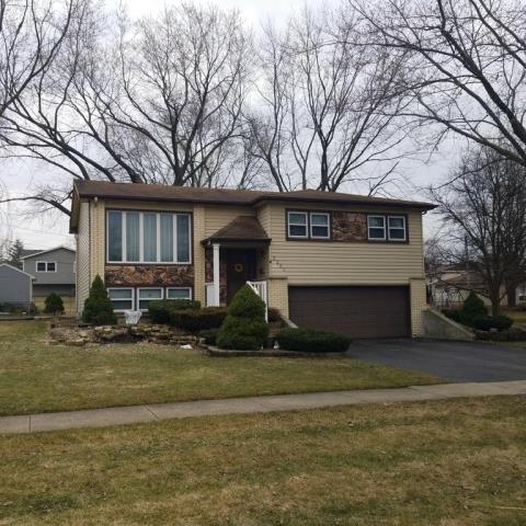 Downers Grove, IL - Estimating for a roof replacement