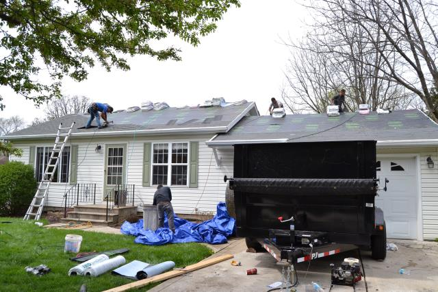 Bristol, IL - 50 year shingles   laminated shingles   lifetime shingles    tear-off       roofers near me  Certain Teed      insurance    storm damage    roofing     shingles    new roof   roofer