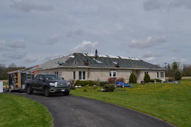 Yorkville, IL - 50 year shingles   laminated shingles   lifetime shingles    tear-off       roofers near me     Certain Teed Shingles        insurance    storm damage    roofing     shingles    new roof   roofer