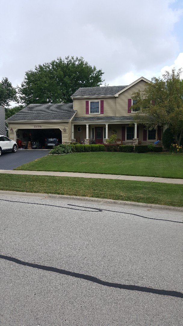 Woodridge, IL - Roof estimate