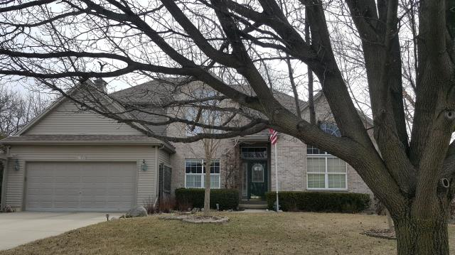 Yorkville, IL - Replaced damaged or missing shingles.