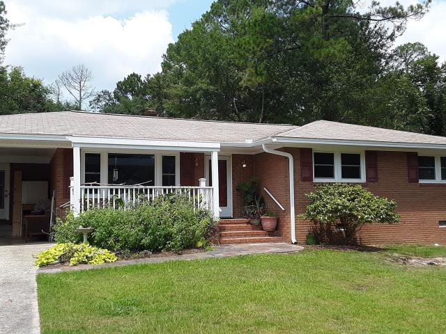 Columbia, SC - Replace approx. 8' of damaged fascia board. Needs gutters