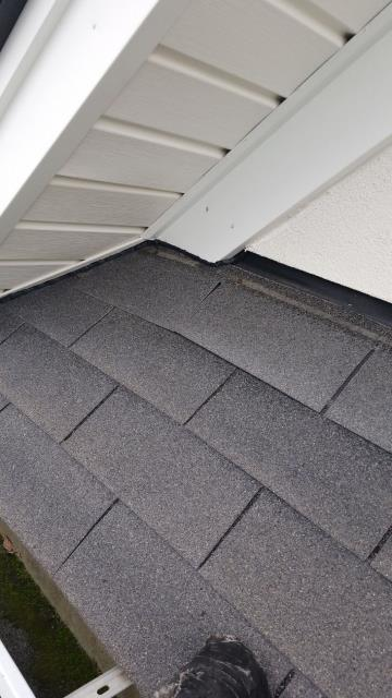 Irmo, SC - Shingle repair on residential home. Nail pops around the vents. Inspector must come and take a look at the home