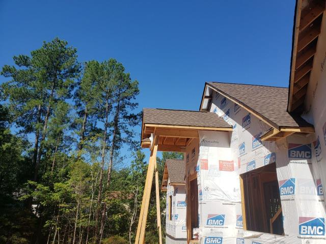 Columbia, SC - New roof installed for a house located near lake murray