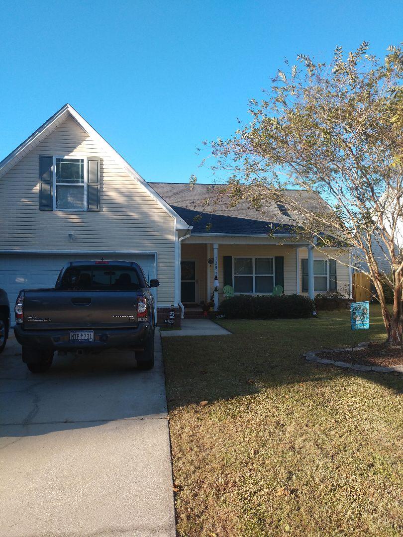 Summerville, SC - Roof repair magnolia subdivision Summerville
