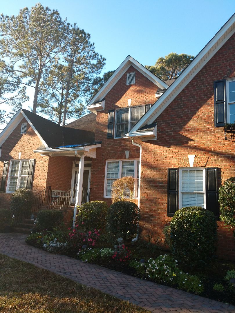 Re-roof front porch new plywood Mount pleasant South Carolina