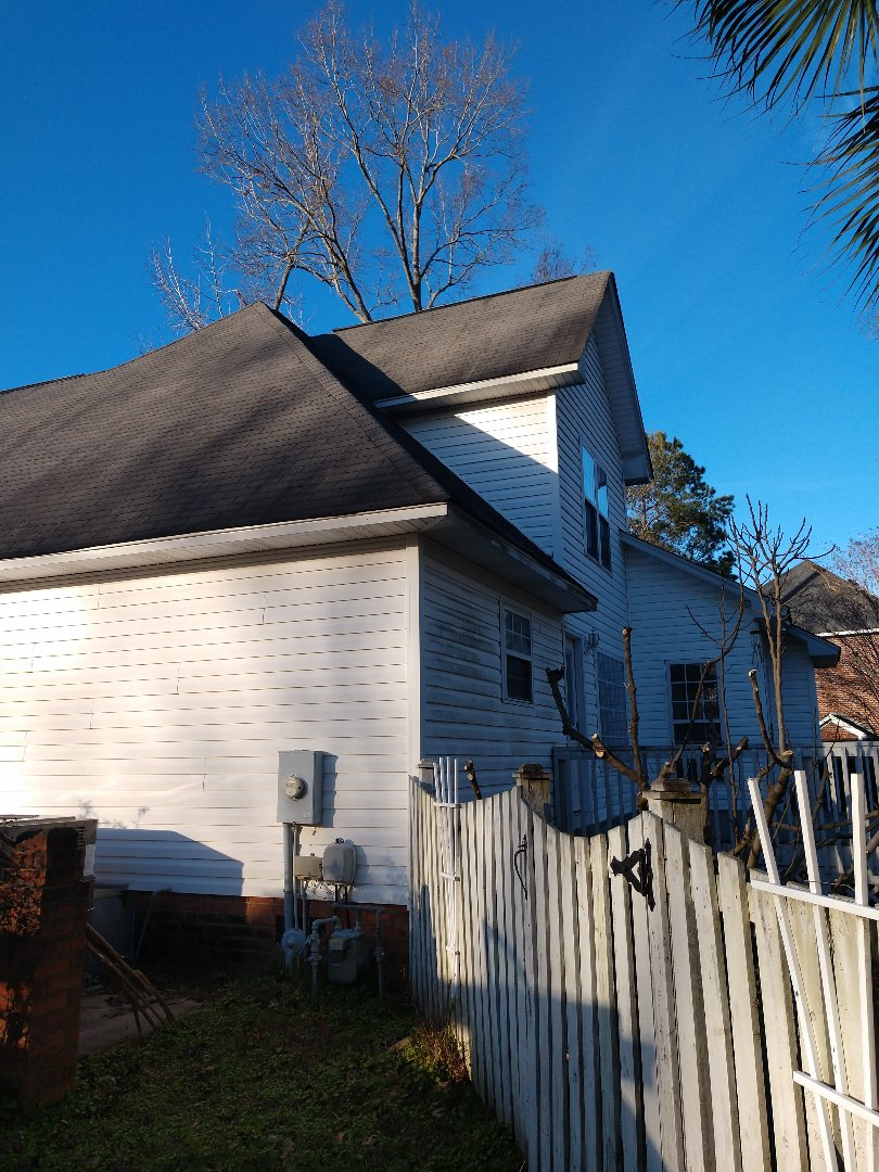 New roof installation goose Creek South Carolina