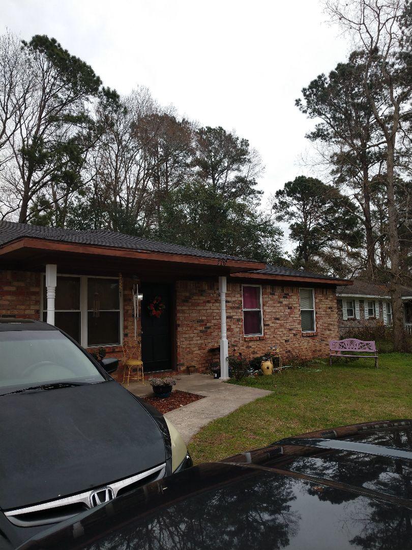 Summerville, SC - Roof repairs Summerville South Carolina