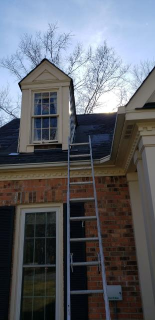 Columbia, SC - Re flash two dormers and reseal chimney flashing