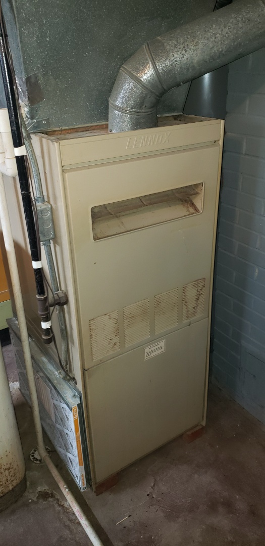 Niles, OH - Repaired a carrier gas furnace near niles ohio