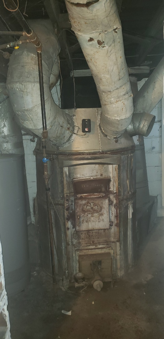 Akron, OH - Repaired a gas furnace near Akron Ohio
