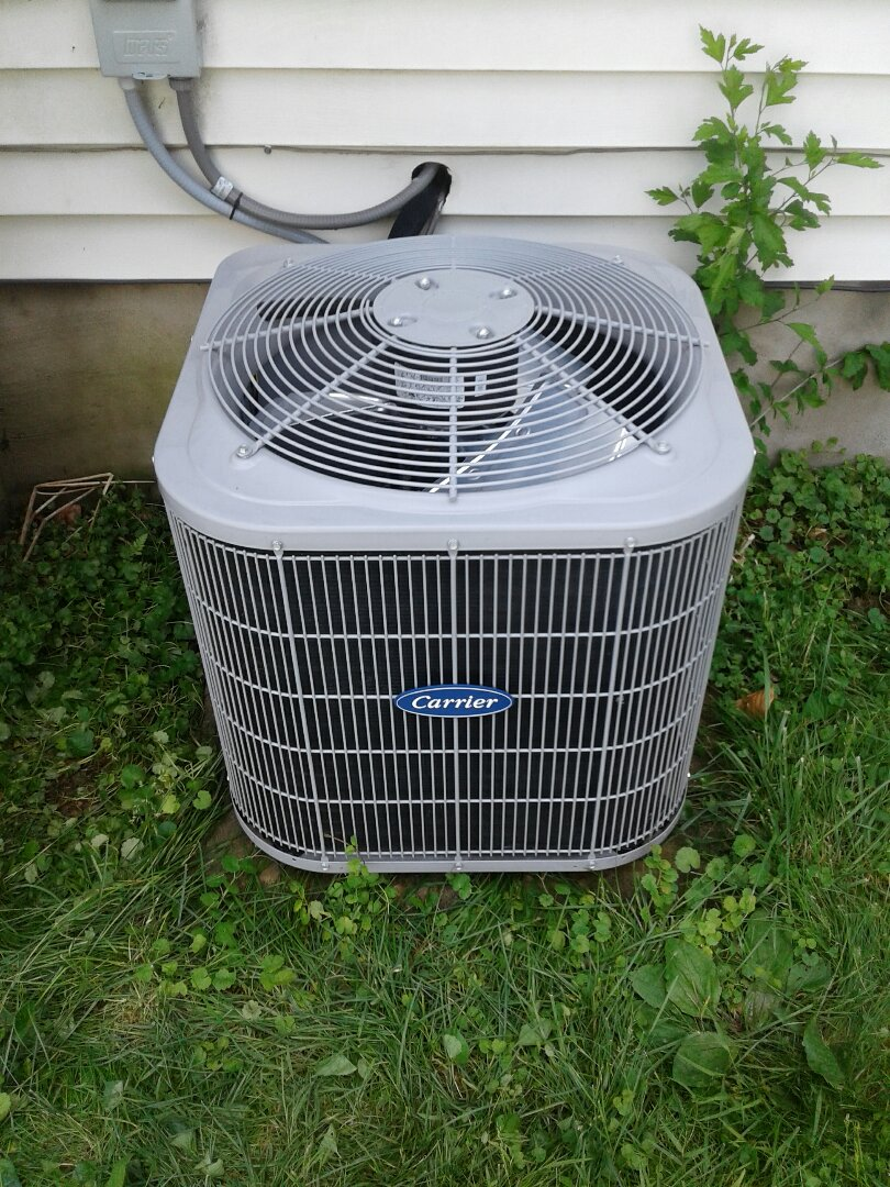 Repairing carrier ac in Canton ohio