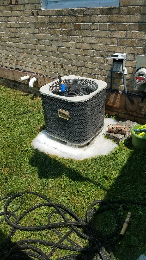 Air condition repair uhricksville ohio