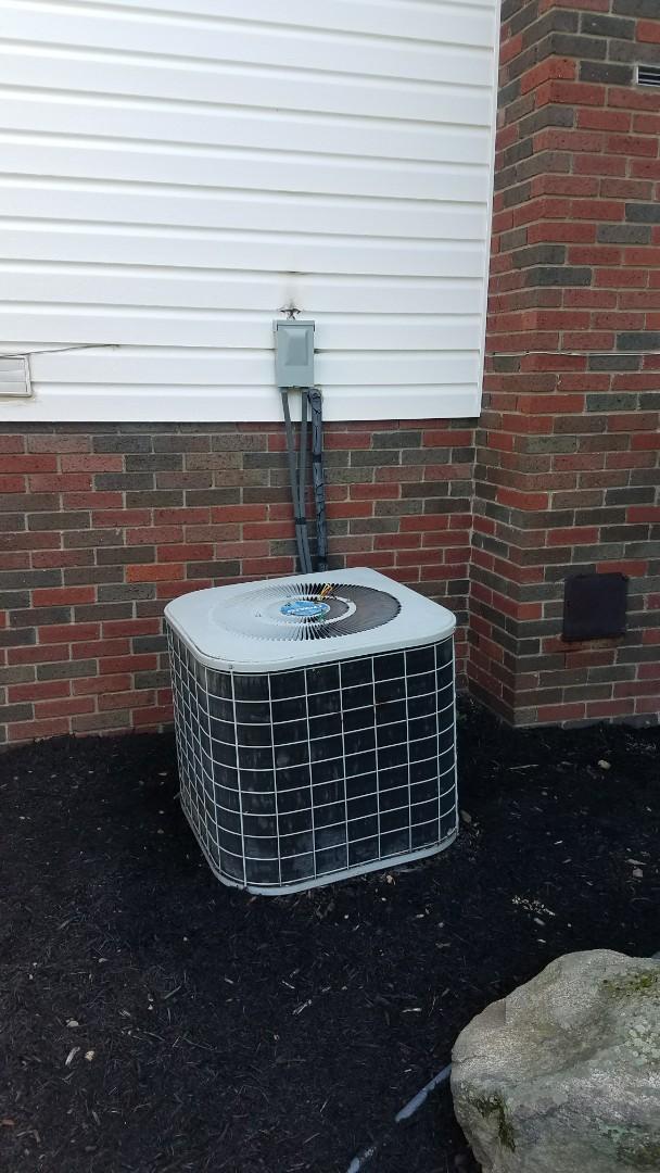 Cooling service preformed