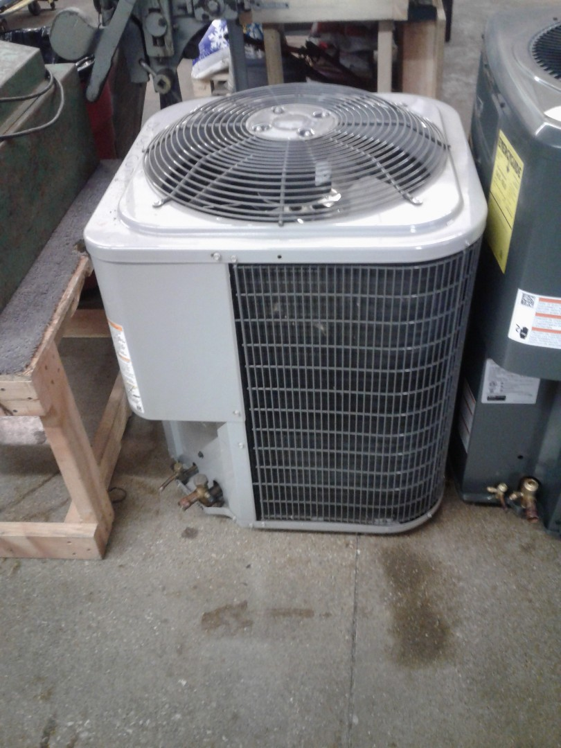 Canton, OH - Repaired gas furnace in canton Ohio replaced flat,me sensor on a theme gas heater