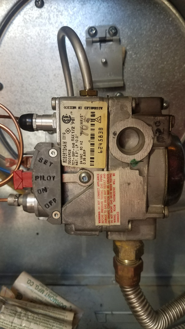 Youngstown, OH - Repaired a tappen gas furnace in Youngstown Ohio