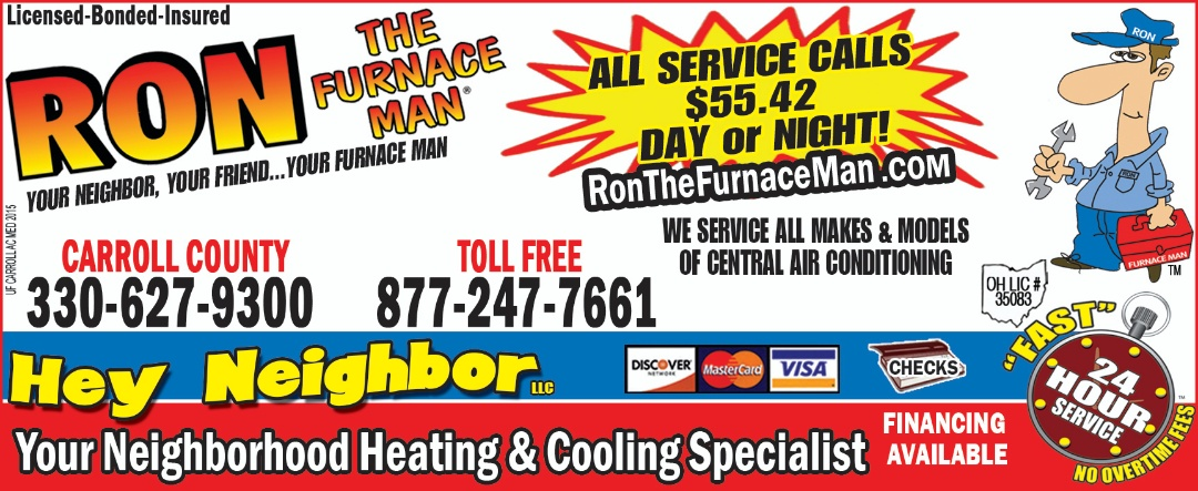 Repairing a carrier air conditioning system in Brooklyn ohio