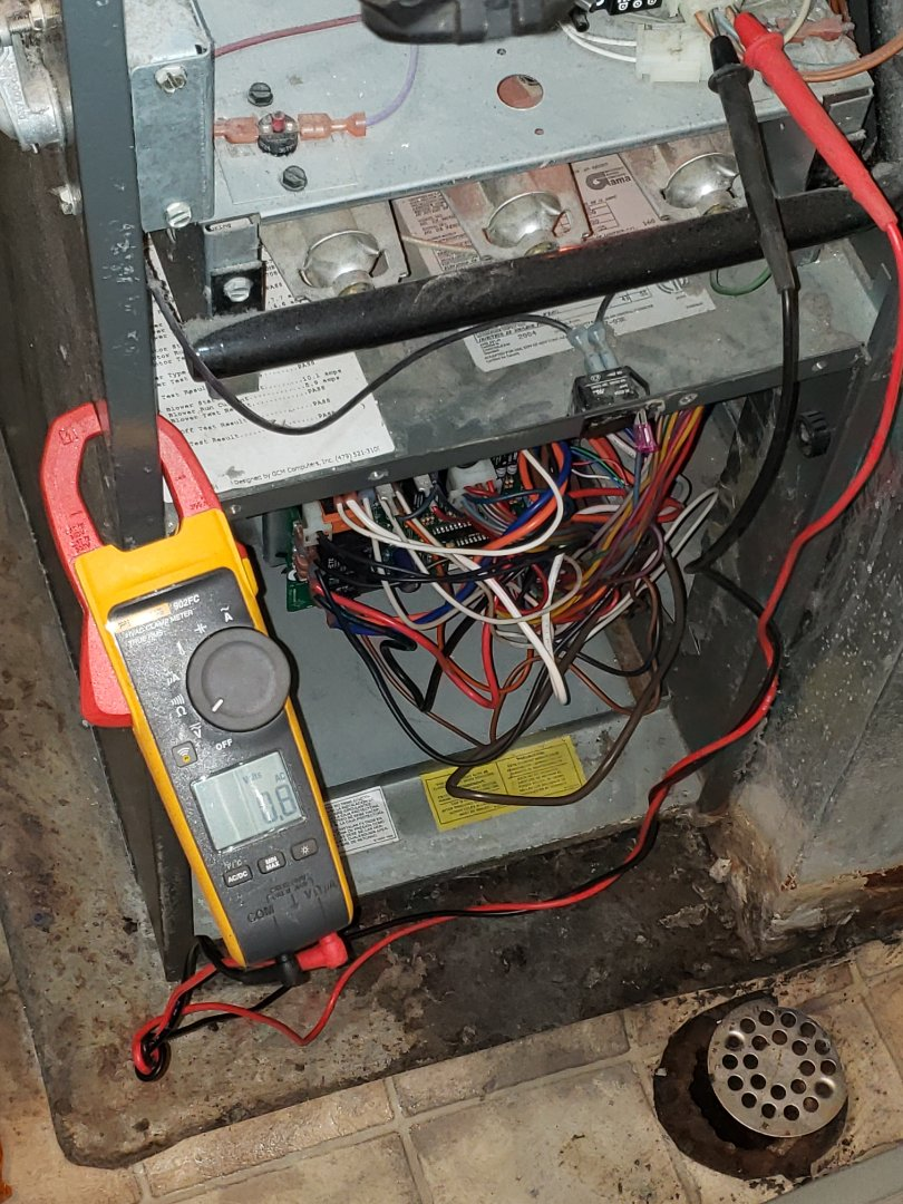 Repaired a gas furnace near cuyahogafalls Ohio 44211