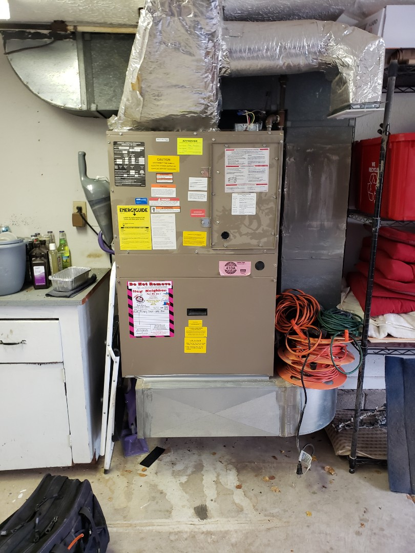 Furnace repair in Aurora Ohio 44202