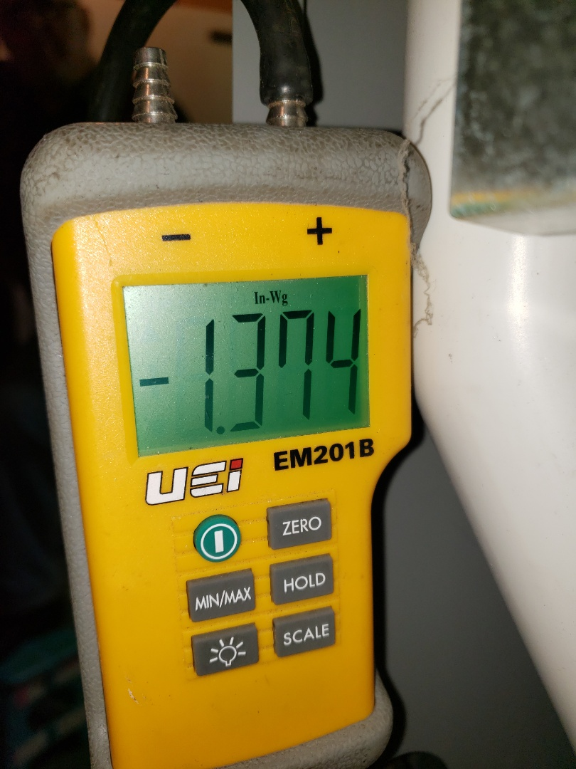 Mobile home gas furnace repair