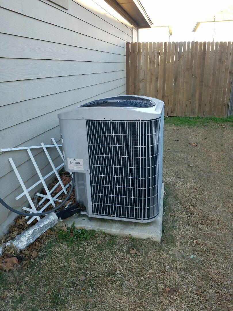 Hutto, TX - Ac service and repair in Hutto