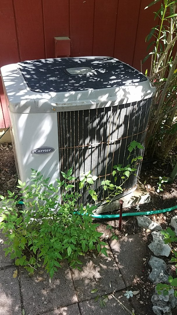 Wimberley, TX - AC repair on a carrier system with fan motor not coming on