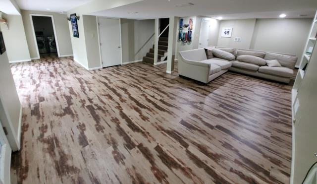 Centerville, OH - Now is the time to start thinking about your indoor spaces. Contact us today for your basement floor epoxy
