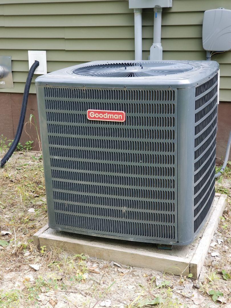 Ogden, IA - GOODMAN Air Conditioner Repair