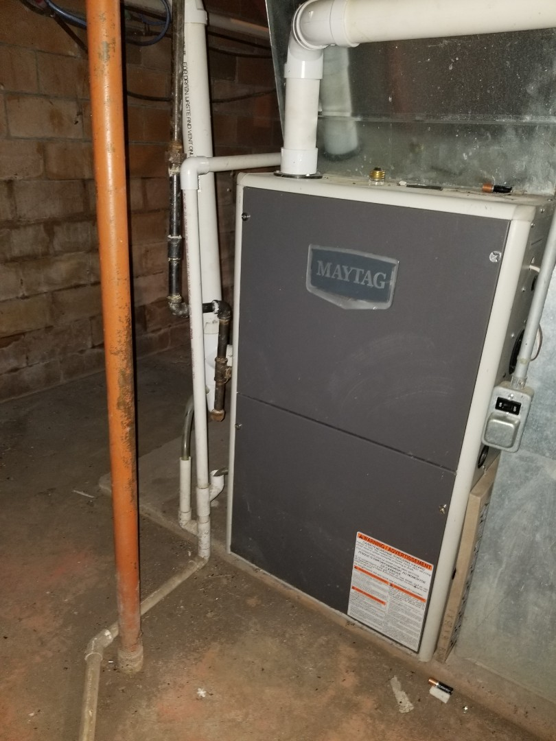 Ellsworth, IA - Maytag Furnace Tune-up