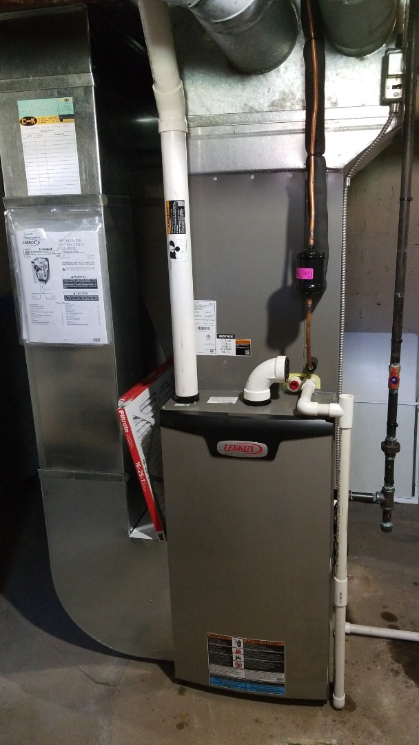 State Center, IA - Installed a new system at residential state center