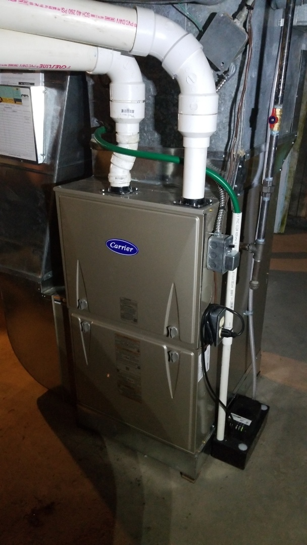 Story City, IA - Furnace replacement