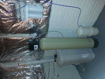 Powell, OH - bypass water softener continuously running