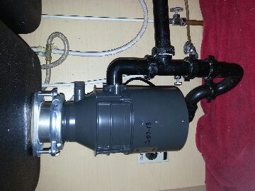 New Albany, OH - replace garbage disposer